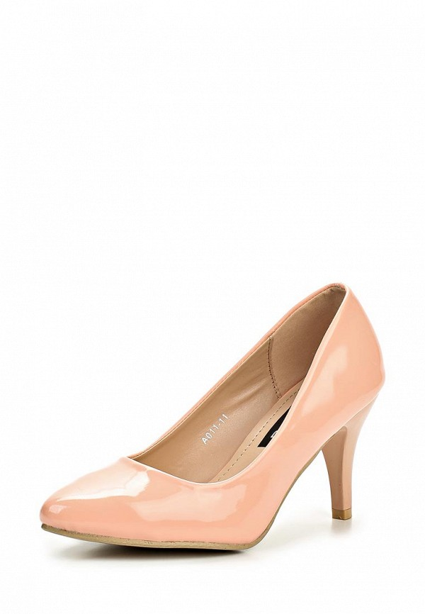 Туфли на каблуке Burlesque A011-11: изображение 1