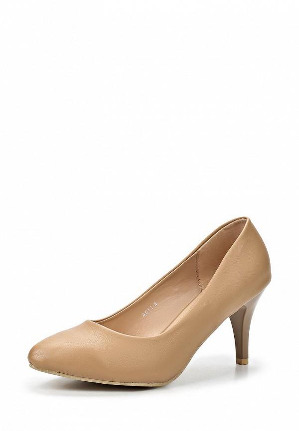 Туфли на каблуке Burlesque A011-4: изображение 1