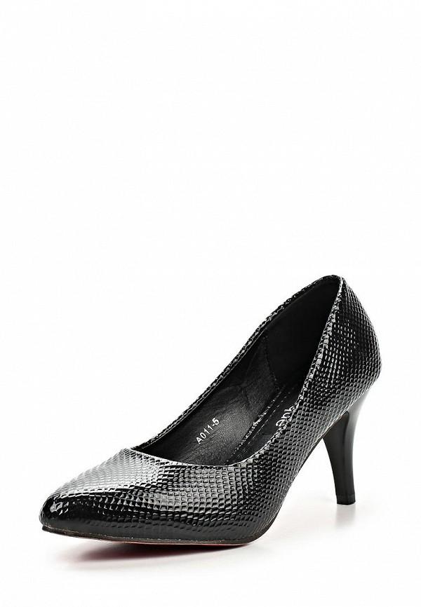 Туфли на каблуке Burlesque A011-5: изображение 1