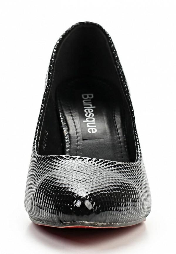 Туфли на каблуке Burlesque A011-5: изображение 5
