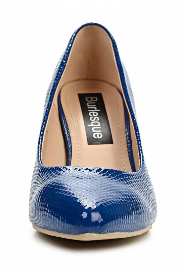 Туфли на шпильке Burlesque A011-6: изображение 3