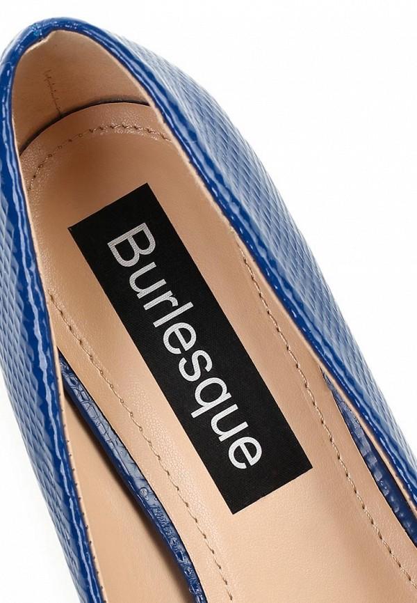 Туфли на шпильке Burlesque A011-6: изображение 6