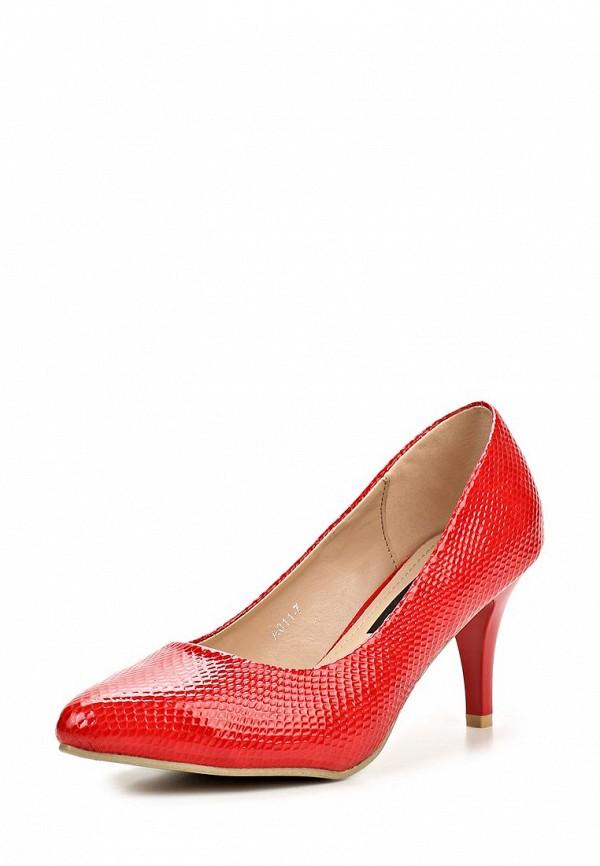 Туфли на каблуке Burlesque A011-7: изображение 1