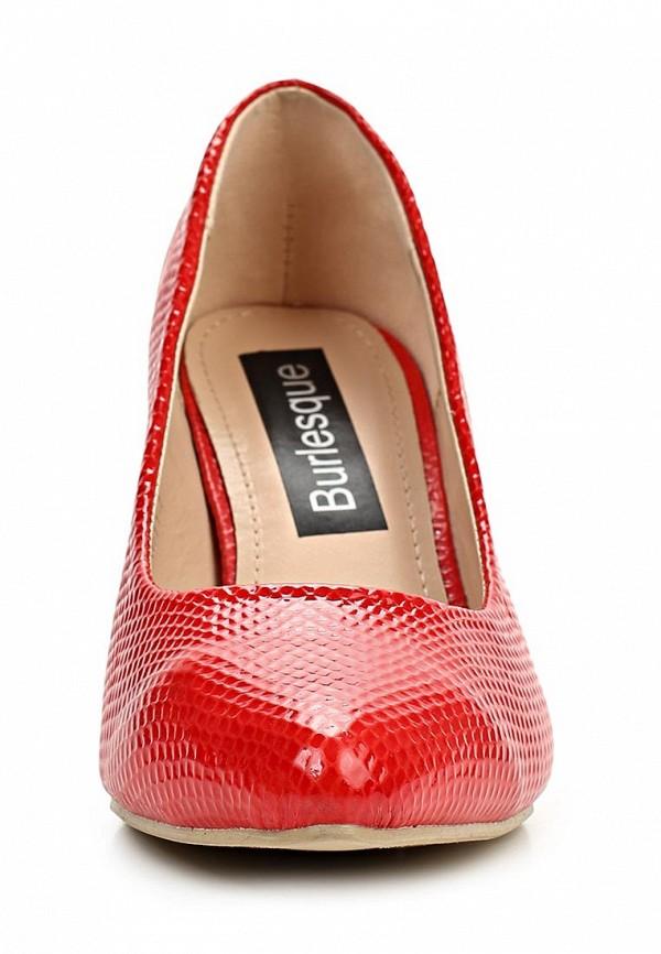 Туфли на каблуке Burlesque A011-7: изображение 3