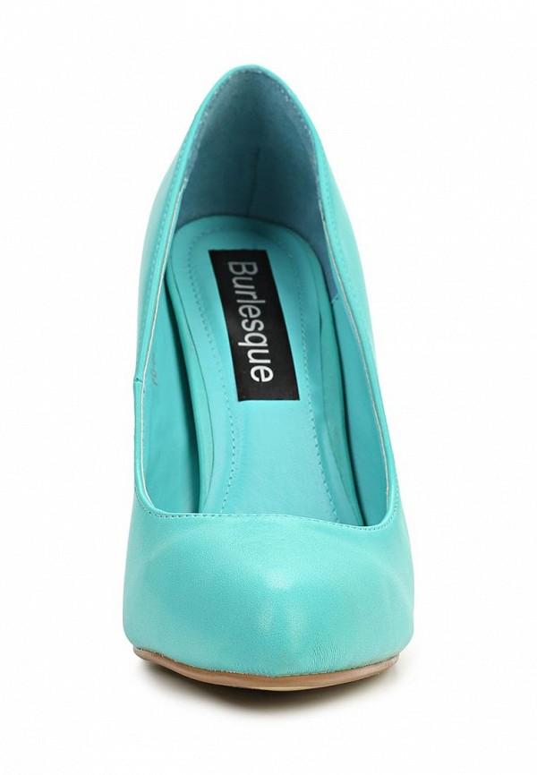 Туфли на каблуке Burlesque FD-85: изображение 6