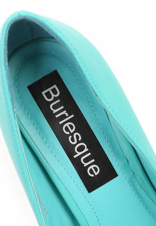 Туфли на каблуке Burlesque FD-85: изображение 12
