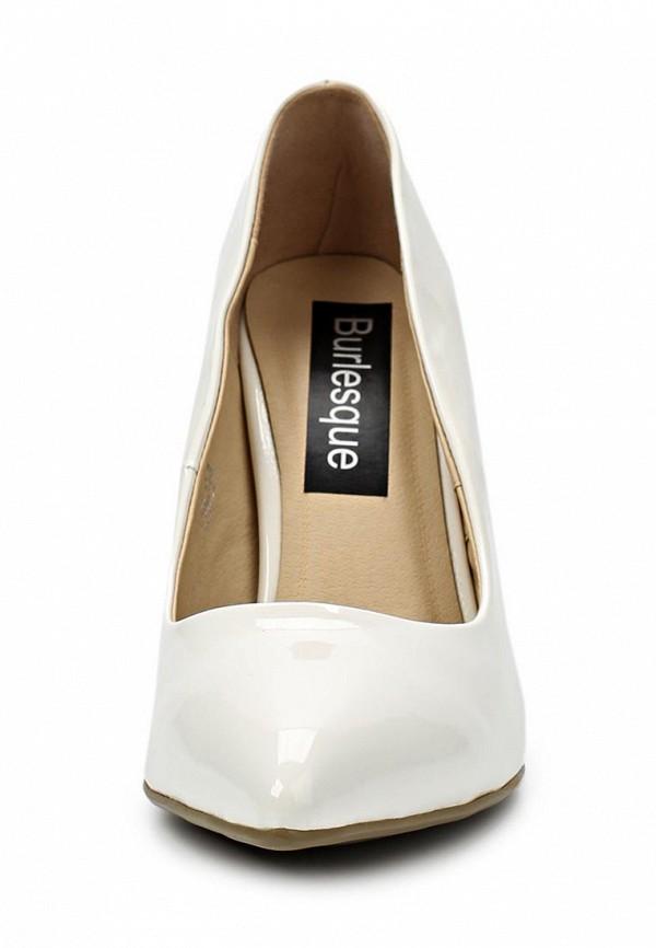 Туфли на каблуке Burlesque Q358: изображение 6