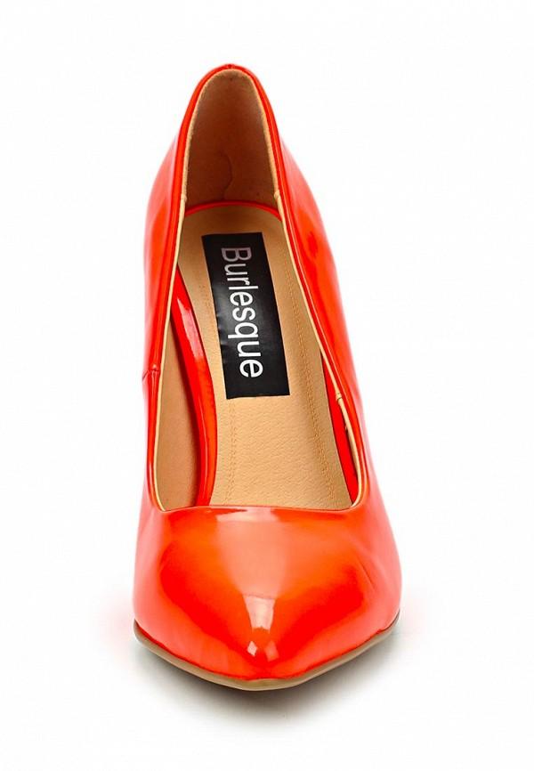 Туфли на каблуке Burlesque Q359: изображение 7