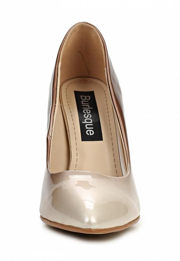 Туфли на каблуке Burlesque W759-9: изображение 6