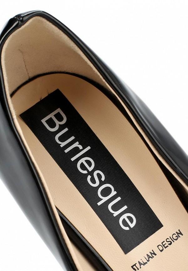 Туфли на каблуке Burlesque K58-23: изображение 7