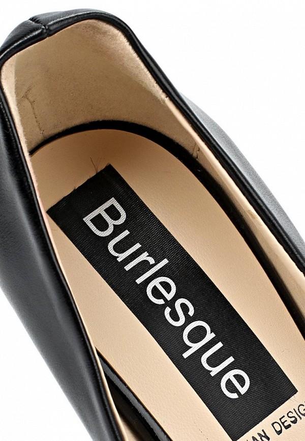 Туфли на каблуке Burlesque K58-3: изображение 7