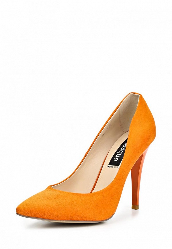Туфли на каблуке Burlesque K58-33: изображение 1