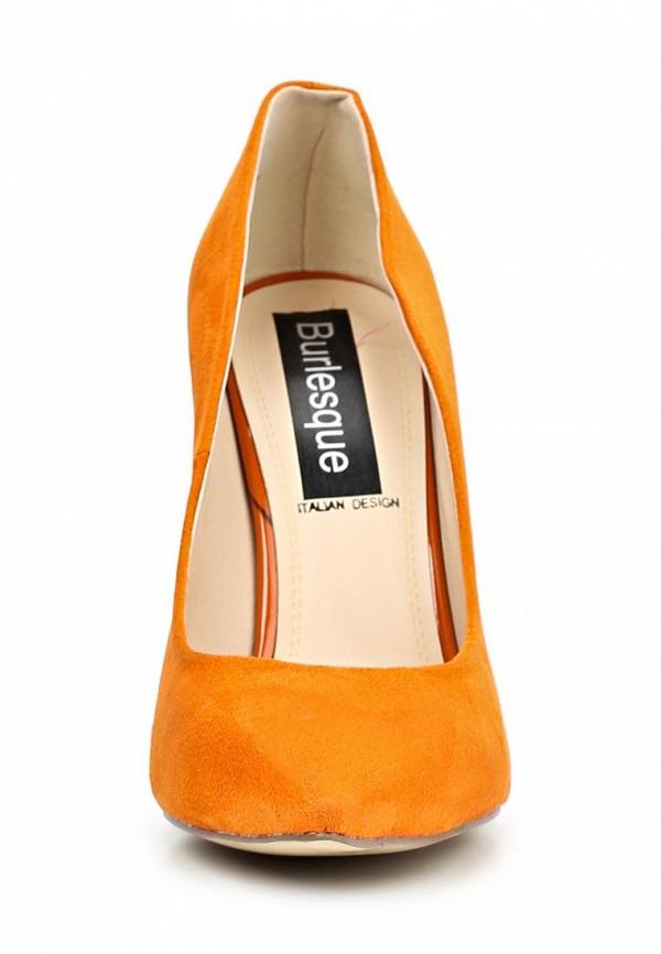 Туфли на каблуке Burlesque K58-33: изображение 4