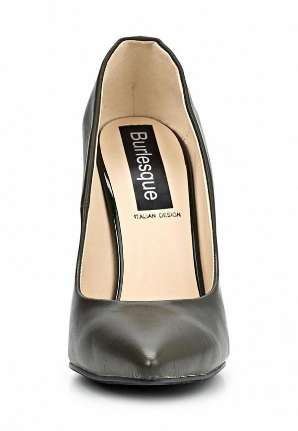 Туфли на каблуке Burlesque K58-4: изображение 5