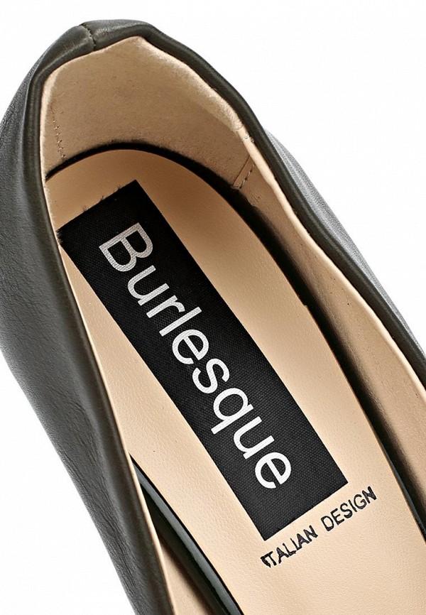 Туфли на каблуке Burlesque K58-4: изображение 11