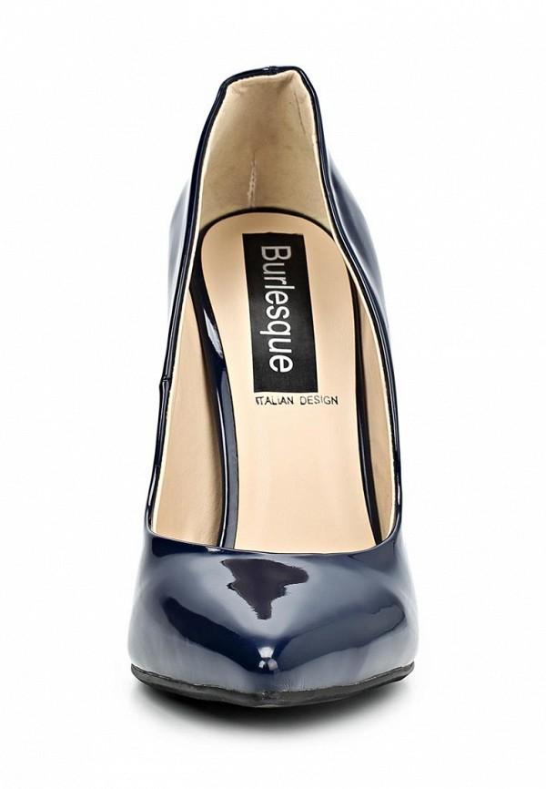 Туфли на каблуке Burlesque K58-9: изображение 4