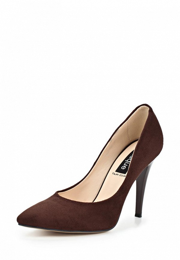 Туфли на каблуке Burlesque BC-H3: изображение 1