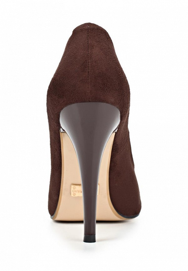 Туфли на каблуке Burlesque BC-H3: изображение 3