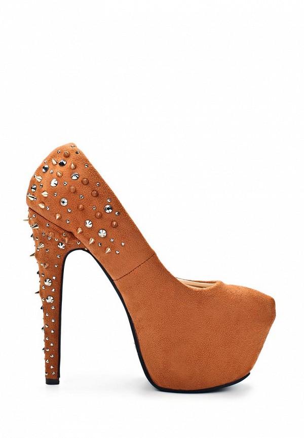 Туфли на каблуке Burlesque HB12-17: изображение 4