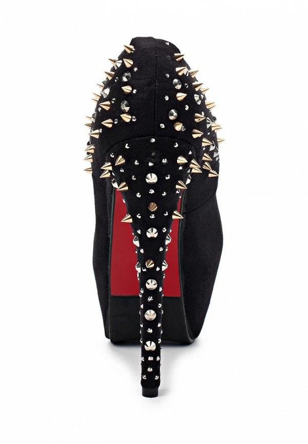 Туфли на каблуке Burlesque HB12-18: изображение 3