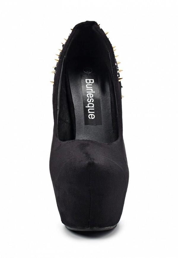Туфли на каблуке Burlesque HB12-18: изображение 6