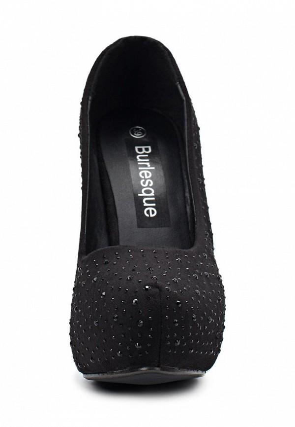 Туфли на платформе Burlesque HB12-19: изображение 4