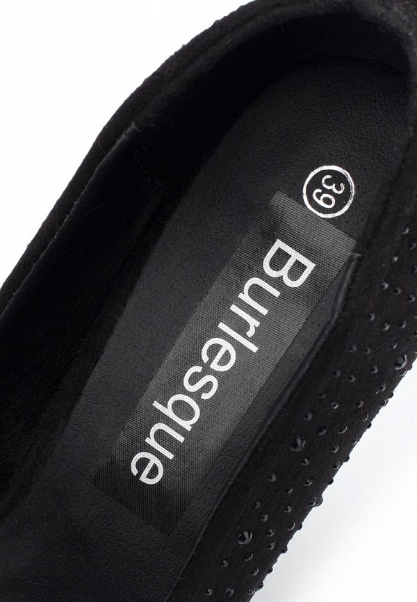 Туфли на платформе Burlesque HB12-19: изображение 12