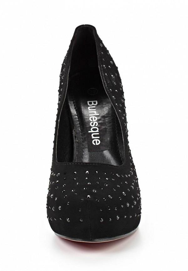Туфли на каблуке Burlesque HB12-20: изображение 6