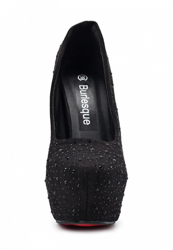 Туфли на каблуке Burlesque HB12-24: изображение 3