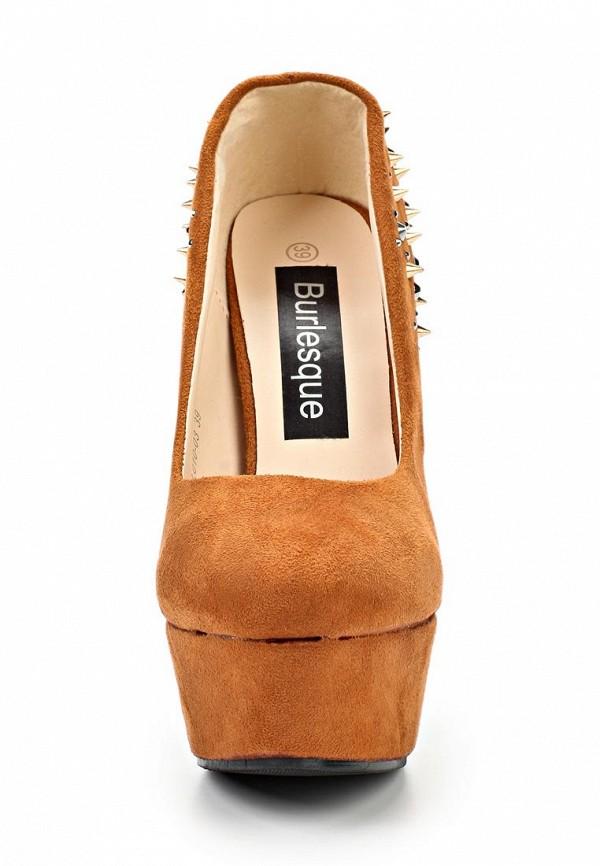Туфли на каблуке Burlesque HB12-27: изображение 5