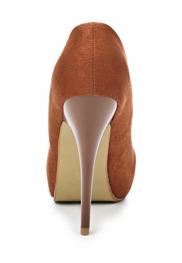 Туфли на платформе Burlesque HB12-30: изображение 3