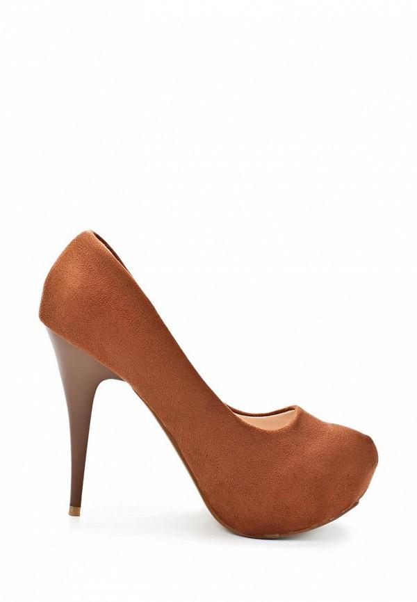 Туфли на платформе Burlesque HB12-30: изображение 8