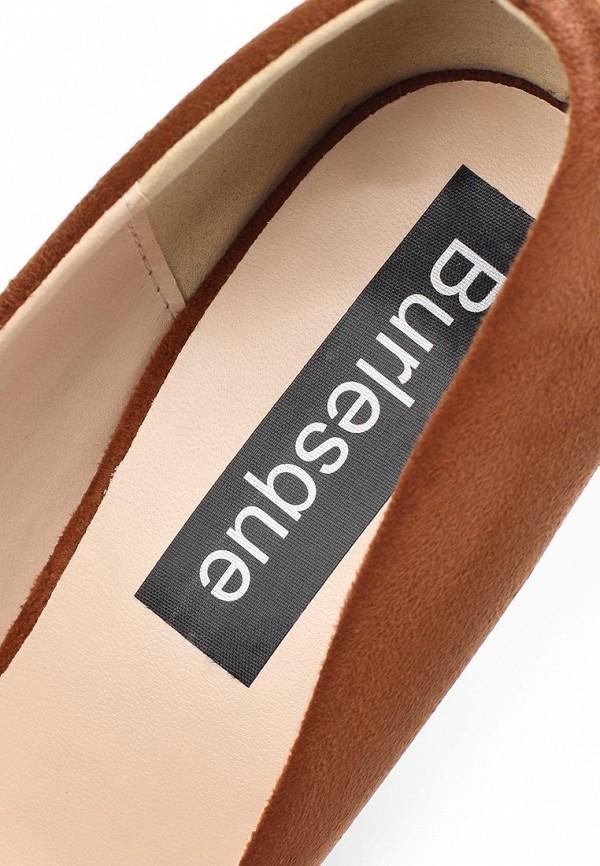 Туфли на платформе Burlesque HB12-30: изображение 12