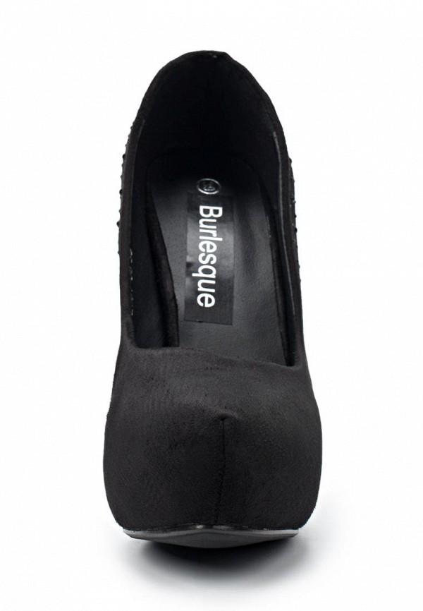 Туфли на каблуке Burlesque HB12-31: изображение 5