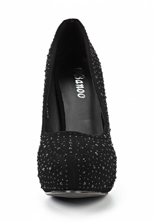 Туфли на каблуке Burlesque HB12-35: изображение 5