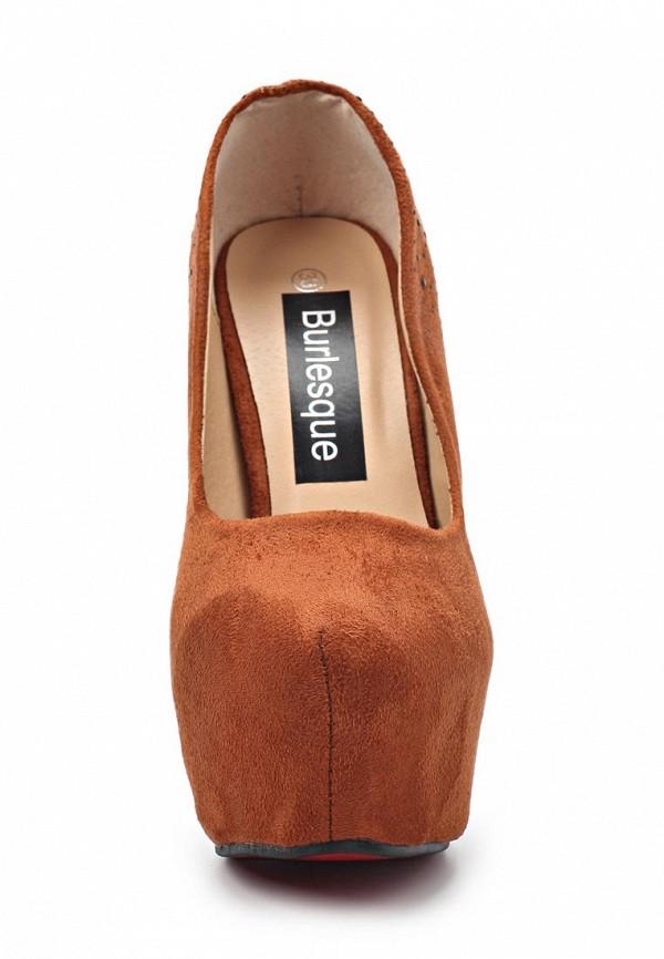 Туфли на каблуке Burlesque HB12-36: изображение 5