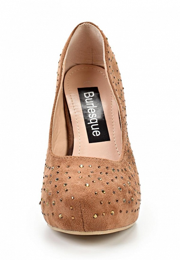 Туфли на каблуке Burlesque HB12-42: изображение 5