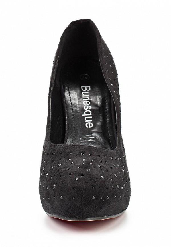 Туфли на каблуке Burlesque HB12-43: изображение 5