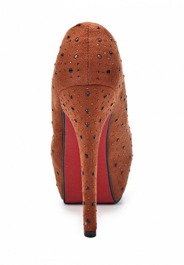Туфли на каблуке Burlesque HB12-44: изображение 3