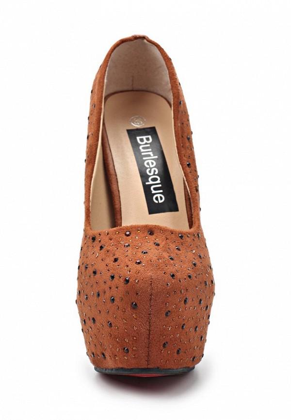 Туфли на каблуке Burlesque HB12-44: изображение 6