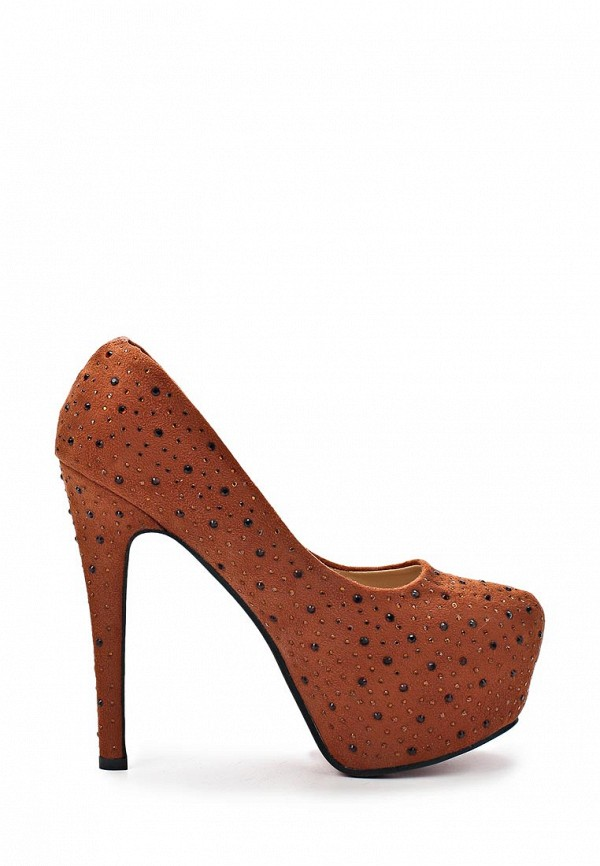 Туфли на каблуке Burlesque HB12-44: изображение 8