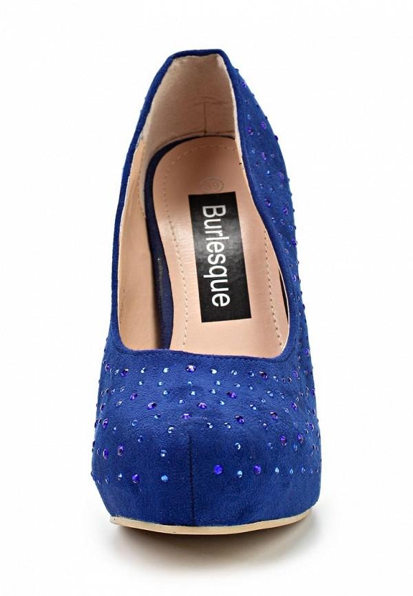 Туфли на каблуке Burlesque HB12-45: изображение 4