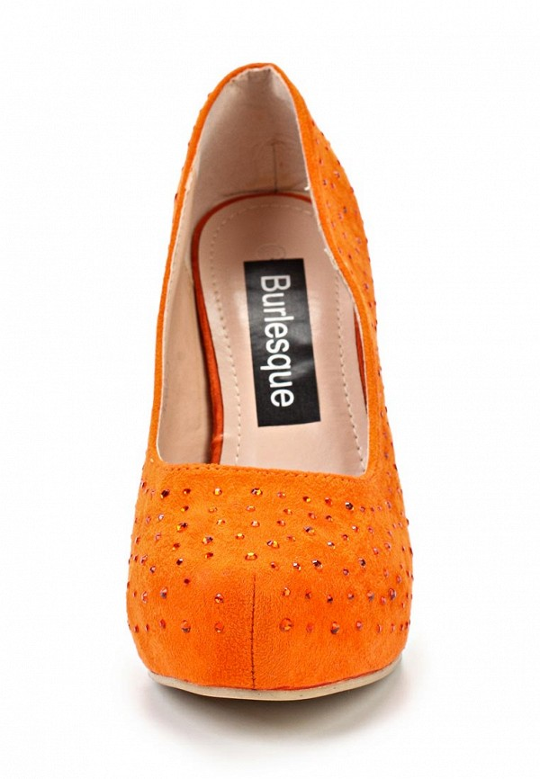 Туфли на каблуке Burlesque HB12-46: изображение 6
