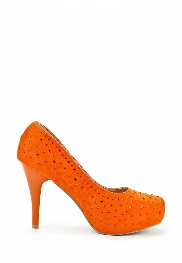 Туфли на каблуке Burlesque HB12-46: изображение 8