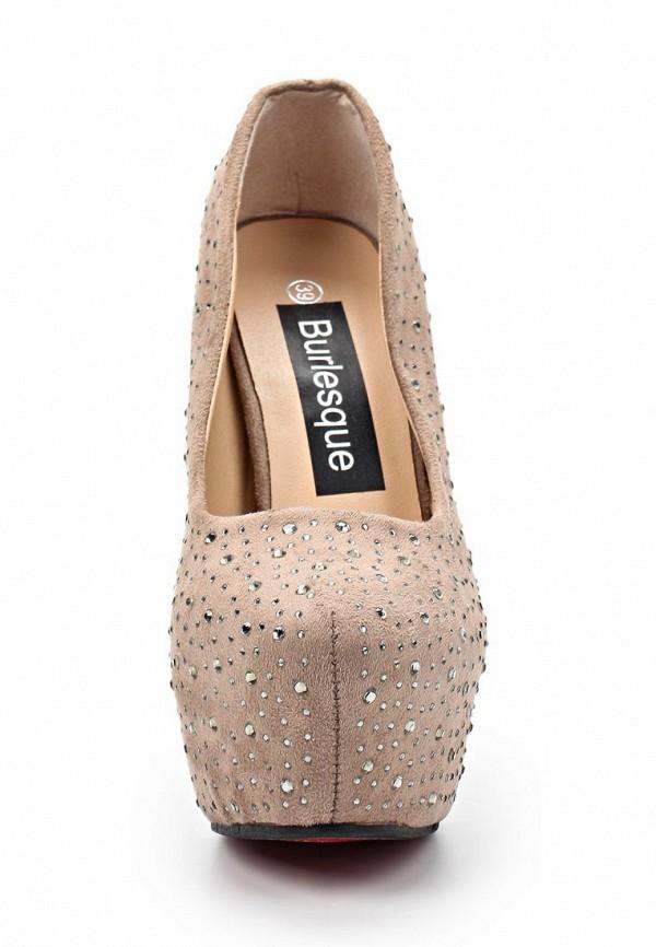 Туфли на каблуке Burlesque HB12-47: изображение 5