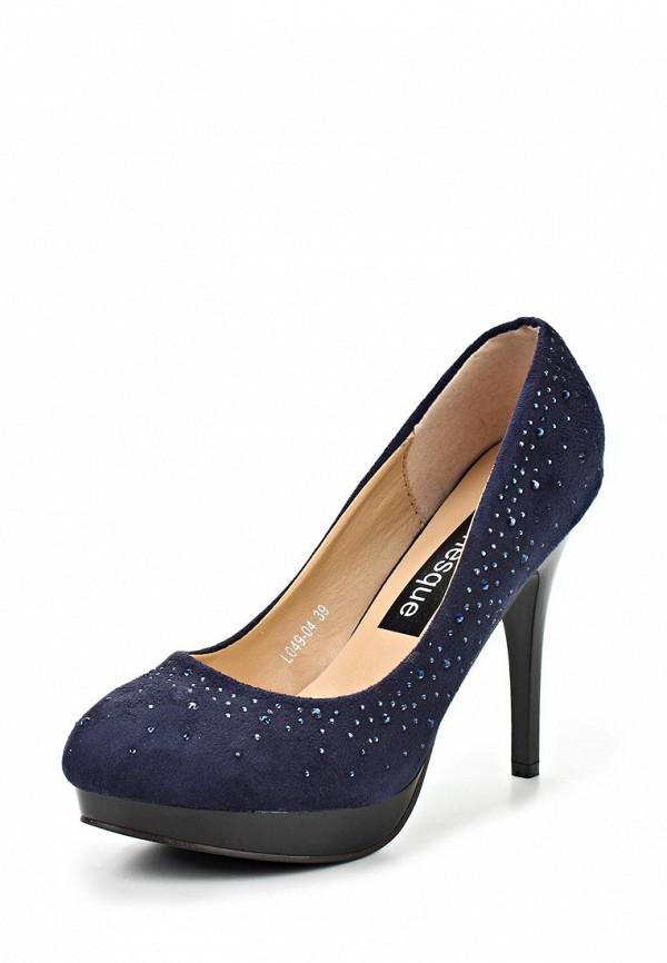 Туфли на каблуке Burlesque HB12-48: изображение 1