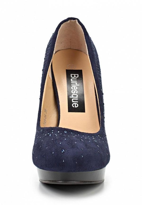 Туфли на каблуке Burlesque HB12-48: изображение 5