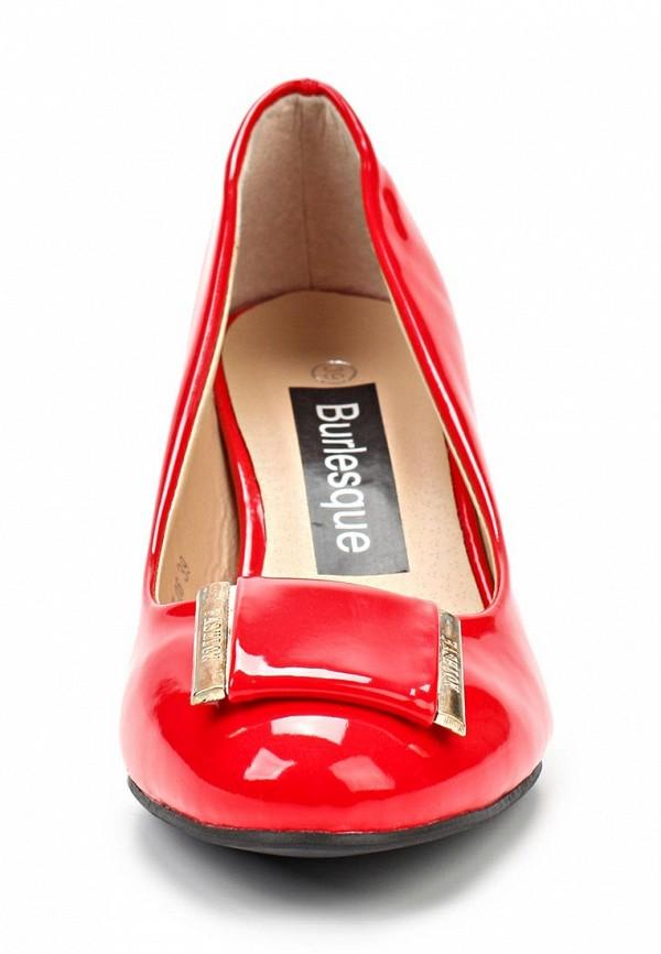 Туфли на каблуке Burlesque HB12-55: изображение 4