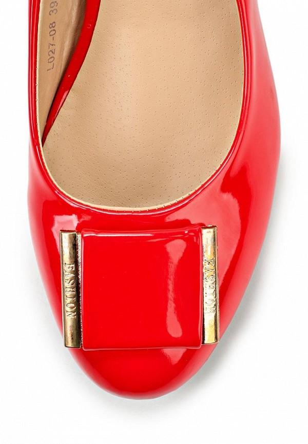 Туфли на каблуке Burlesque HB12-55: изображение 6