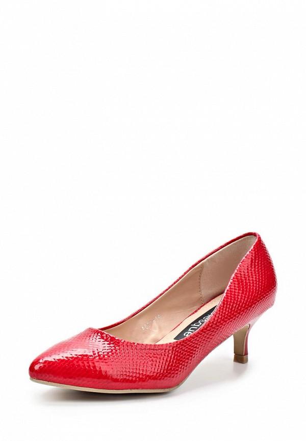 Туфли на каблуке Burlesque HB12-60: изображение 1